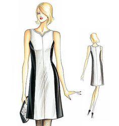 F2763 | Marfy Dress | Dresses | Butterick Patterns