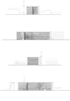Schiffbauplatz Zürich - Baukontor Architekten gewinnen Wettbewerb
