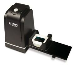 Ion SLIDES2PC 35mm Photo Negative and Slide Converter to PC by Ion. $91.47. Ion 35mm photo negative and slide converter to PC. Transfers 35mm negatives to PC or notebook quickly and easily. Print, edit or archive photo collection with quick and easy scanning software. 5MP Hi-res full-color scanning with 1-touch instant scan. USB 2.0 connection and USB 2.0 port. Fixed focus range and auto exposure/color balance with high-quality 4 glass optical element. Includes USB connection a...