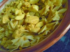 Recette 100% Tunisienne: Pates Turkish Recipes, Ethnic Recipes, Tunisian Food, Plat Simple, Oriental Food, Macaroni And Cheese, Cauliflower, Cabbage, Pasta