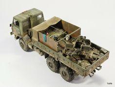 Kamaz 4310 1/35 Scale Model