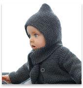 mutssjaal  Modèles tricot gratuits - Phildar