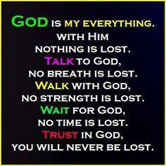 God = Everything ~