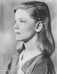 Lauren Bacall, born Betty Joan Perske 1924