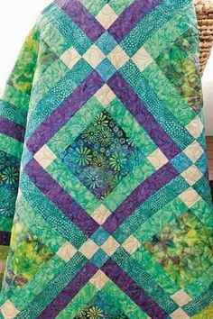 The Quilting Room with Mel: Let's Talk Quilting - Color Theory