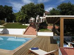 Vakantiehuis Villa Capuano ***** - St. Pons les Mûres - Grimaud - Cote d'Azur - VAR Zuid Frankrijk - Privé zwembad