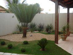 Modelos de jardins residenciais para frente de casa Decorando Casas Modelos de jardim Arvores pequenas para jardim Jardinagem residencial