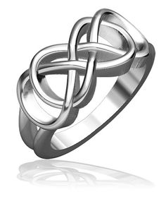 Love this Infinity Ring