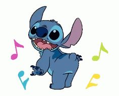 Everyone needs a dancing Stitch on their profile.