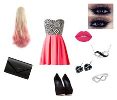 """""""Pretty in Pink!!"""" by lavender-winchester ❤ liked on Polyvore featuring art"""