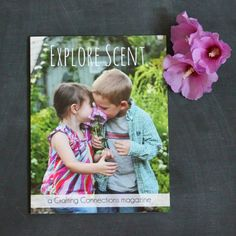 {Explore Scent} 7 beautiful, doable and meaningful projects for children ages 2-7 years all focused on the sense of smell. Perfect for homeschooling, preschool, and kindergarten. No outrageous supplies needed, and all can be done in a reasonable amount of time. Love!! shop.craftingconnections.net
