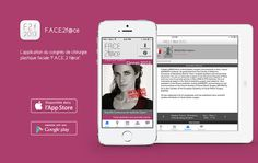 App FACE2f@ce Google Play, Applications Mobiles, Mobile Application, Phone, Surgery, Telephone, Mobile Phones