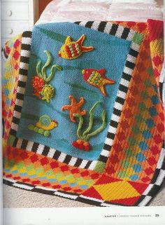 *Free Pattern: Crochet and more by Simo: Underwater Adventures ༺✿ƬⱤღ✿༻