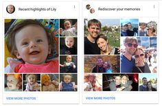 #Fotografía #Google_Fotos Google Fotos agrega animaciones de videos, rotaciones sugeridas y nuevas tarjetas