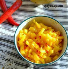 Nem spicy mangosalsa