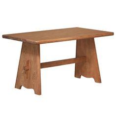 Goran Malmvall Pine Table, Sweden, 1940s   1stdibs.com