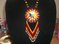 morningstar necklace, native american morningstar necklace by deancouchie on Etsy