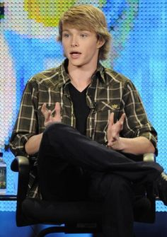 Photo of Sterling Knight for fans of Sterling Knight.