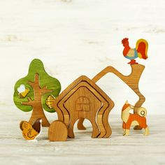 Wooden Toys For Toddlers, Toddler Toys, Perfect Image, Perfect Photo, Love Photos, Cool Pictures, Stacking Toys, Nature Table, Wooden Puzzles
