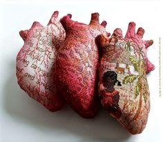Anatomic hearts