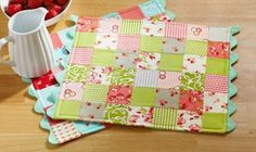 Sewing Projects Using Charm Squares | AllPeopleQuilt.com