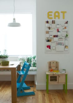 Design Board :: Gender Neutral Toddler Room - Simplified Bee
