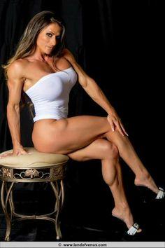 Mujeres musculosas culturismo mujeres maduras part3