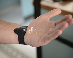 wearable technology news  Now I can flip u of with my watch, in pixels. Ha. love it.