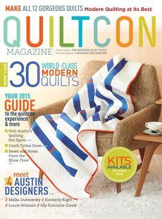 Quiltcon Magazine 2015