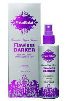 FREE SHIPPING Fake Bake Flawless Darker 6 oz. by BonniesBeautySpot
