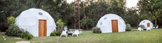 Glamping Eco-living Dome