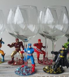Super Heros Character Glasses