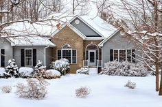 The Cost of the 5 Common Winter Home Repairs #HomeMaintenance