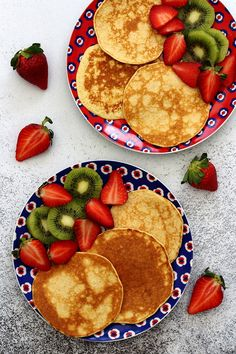 Pancakes aux flocons d'avoine et fromage blanc - Amandine Cooking - The Best Breakfast and Brunch Spots in the Twin Cities - Mpls. Breakfast Platter, Breakfast Recipes, Dessert Recipes, Diet Cake, Oatmeal Pancakes, Oatmeal Diet, Cooking Oatmeal, Cheese Pancakes, Oatmeal Recipes