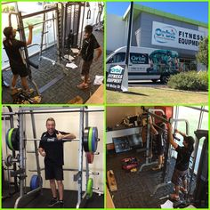 The boys assembled the GSGS 348 #bodysolid Deluxe Linear Bearing Smith Machine...Exciting!!#gymtime #australia #trainharderthanme #l4l #picoftheday #bodybuilding #gym #fitspo #wellness #getfit #gainz #success #perthisok #workout #shredz #cardio #perthlife #healthy #shredzarmy #grateful #doubletap #muscle #living #eatclean #doyoueven #like4like #fashion #swag #fitness by ryantatefitness