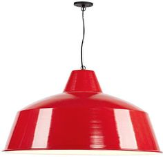 Red Pendants, Back Doors, Home Goods, Home Improvement, Holiday Decor, Metal, Design, Home Decor, Decoration Home