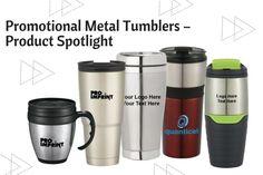 Promotional Metal Tumblers –Product Spotlight!