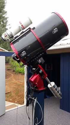 This is my telescope, an AG Optical Systems iDK, along with the smaller white Milky Way Photography, Stargazing, Solar System, Binoculars, Remote, Universe, Geek, Science, Pilot