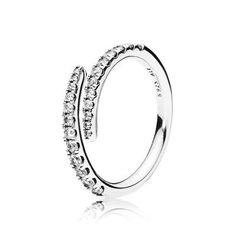 935f54359e0f Ideal anillo de compromiso -  (Anillo en plata de ley Estrella Fugaz -
