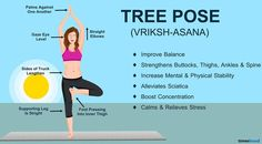 Tree Pose (Vrikshasana) - Yoga for Beginners - 10 Yoga Position to Get you Start