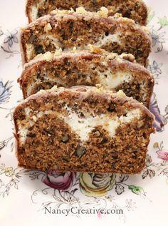 Pumpkin Cr. Cheese Bread