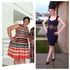Beautiful Emma lost nearly 7 stone on Cambridge weight plan