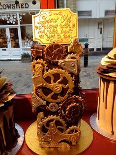 taart in Londen