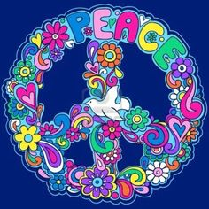 Illustration about Rainbow Psychedelic Peace Sign with Doves Vector Illustration eps. Illustration of peace, drawn, swirl - 6616787 Paz Hippie, Hippie Peace, Hippie Love, Boho Hippie, Hippie Style, Bohemian, Happy Hippie, Yoga Studio Design, Illustration Vector