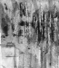 GRISAZUR: Acrílico sobre papel, 19x16,5 cm.Mar. 16, 2017