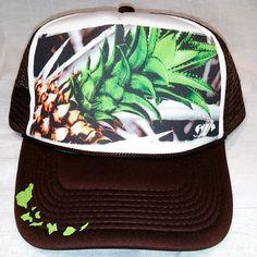1e78e5fbd08 North Shore Pineapple - Photo Trucker Hat