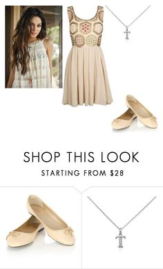 """Gabriella Montez"" by charmedgreys ❤ liked on Polyvore featuring Oasis and Blue Nile"
