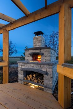 Harvest Grove Pizza Oven - taking outdoor cooking to the next level.
