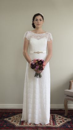 Viola Dress by Sophie Voon Bridal  Sophie Voon wedding dresses lovingly designed and crafted in our Wellington, New Zealand workroom.