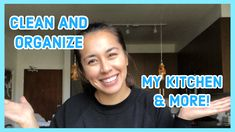 Organize and Clean Kitchen Pantry & More! / Clean with me / Domsstyle 2019 Pantry Cupboard, Kitchen Pantry, Cleaning, Organization, Youtube, Women, Getting Organized, Pantry Closet, Butler Pantry